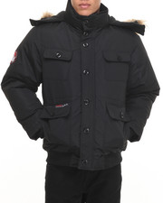 Men - Bubble Jacket w/ Hood