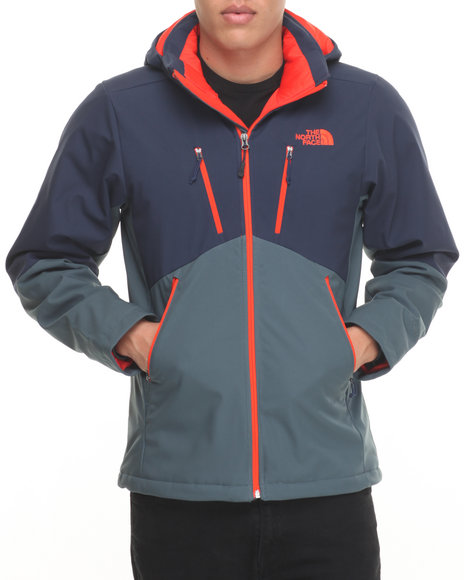 The North Face - Men Green,Navy Apex Elevation Jacket
