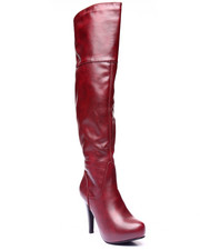 Fashion Lab - Daniella Knee High Heel Boot