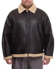 Rocawear - P U Shearling Jacket