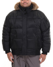 Rocawear - Bubble Jacket w/ Hood (B&T)