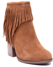 Fashion Lab - Joseph Fringe Ankle Detail Boot