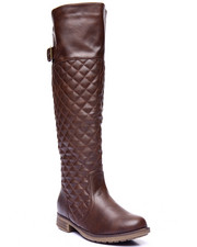 Fashion Lab - Emilio Quilted Boot