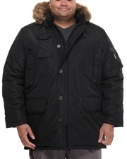 Outerwear - Nylon Parka (B&T)