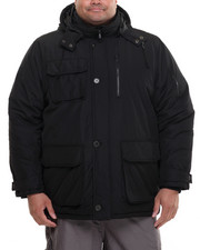 Men - Nylon Parka w/ Hood (B&T)