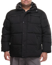 Heavy Coats - Bubble Jacket w/ Hood (B&T)