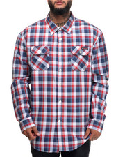 Shirts - Officer Coffey L/S Button-Down (B&T)