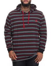 Enyce - L/S T-Shirt Hoodie (B&T)