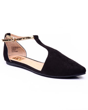 Fashion Lab - Miriam Ankle Strap Flat