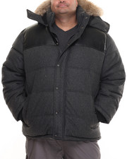 Outerwear - Wool Bubble Jacket (B&T)