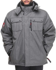 Outerwear - Canada Weathergear 3 in 1 System Softshell Jacket (B&T)