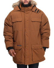 Outerwear - Heavy Weight Snorkel Parka Hooded Jacket (B&T)