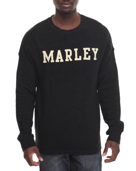 Buyers Picks - Men Black Marley 45 Signature Lightweight Sweater