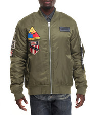 Outerwear - Heritage Bomber Jacket