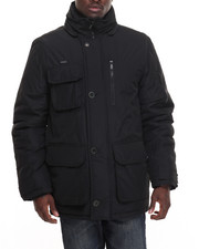 Men - Nylon Parka w/ Hood