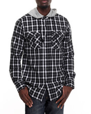 Buyers Picks - Parker Hooded Flannel