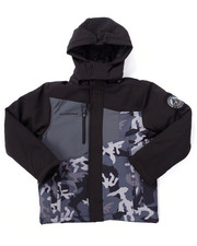 Boys - INSULATED SOFTSHELL JACKET (8-20)
