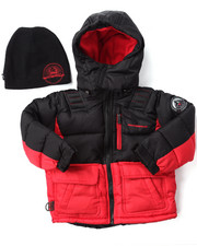 Boys - BUBBLE JACKET (2T-4T)