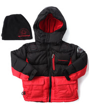 Boys - BUBBLE JACKET (4-7)