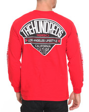 The Hundreds - Chapter L/S Tee