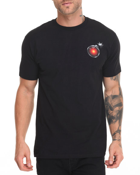 The Hundreds - Men Black Odd Eye Tee