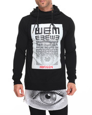 Men - All Eyes L/S Pullover Hoody