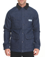 Outerwear - Gangland Water Nano Coat Repellent Jacket