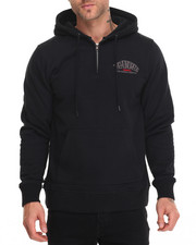 The Hundreds - Chuck Half Zip Hoodie