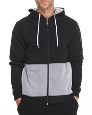 Buyers Picks - Mesh Panel Hoody