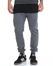 Men - Bi Color Sweatpant