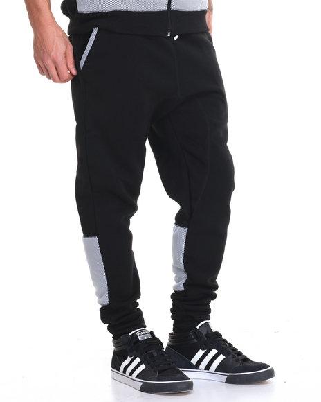 Black,White Pants