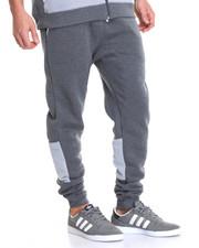 Pants - Mesh Panel Jogger