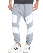 Men - Stripe Jogger