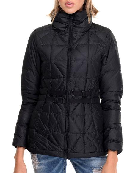 The North Face - Women Black Women Belted Mera Peak Jacket