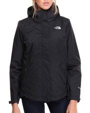Light Jackets - Women's Mossbud Swirl Triclimate Jacket