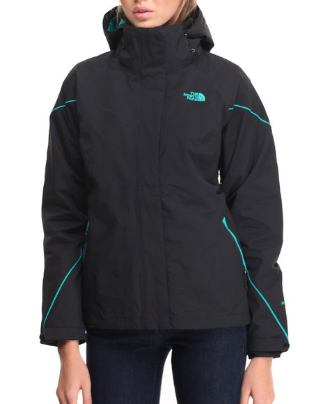 The North Face - Women Black Women's Boundary Triclimate Jacket