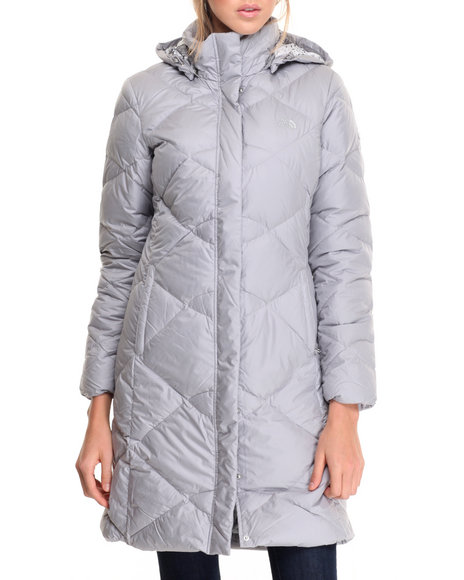 The North Face - Women Silver Women's Miss Metro Parka