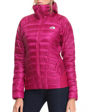 Outerwear - Women's Quince Hooded Jacket