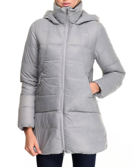 The North Face - Women Silver Women's Polar Journey Parka
