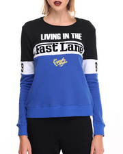 Women - Fast Lane Sweatshirt