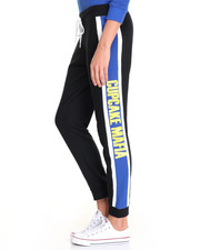 Bottoms - Fast Lane Sweatpants