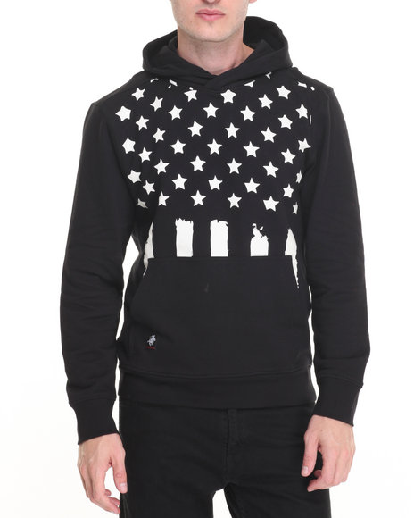 American Flag Sweater for Men