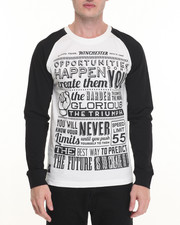Shirts - Great Sentences Raglan