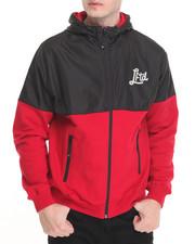 Men - Academic Hooded Jacket