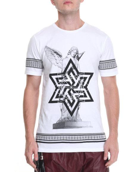 Black Kaviar - Men White Black Kaviar T-Shirt