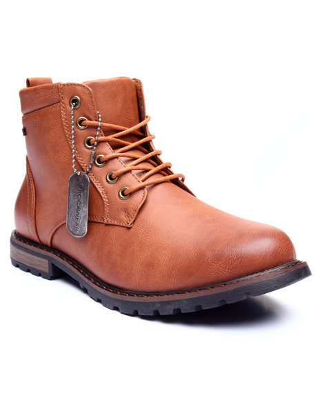 Rocawear Men Mike 1 Boots Tan 9