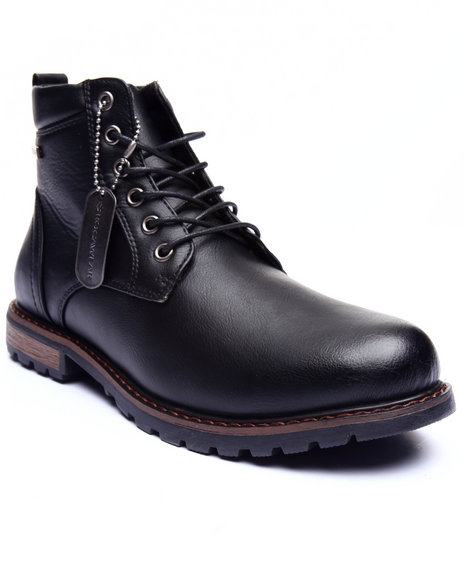 Rocawear - Men Black Mike 1 Boots