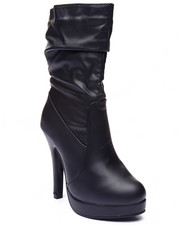 Basic Essentials - Dallas Heel Boot