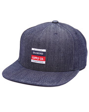 Strapback - Supply Co Strapback Cap