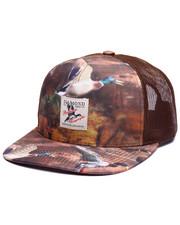 Men - Woodland Trucker Cap
